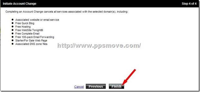 Godaddy域名push和接收教程